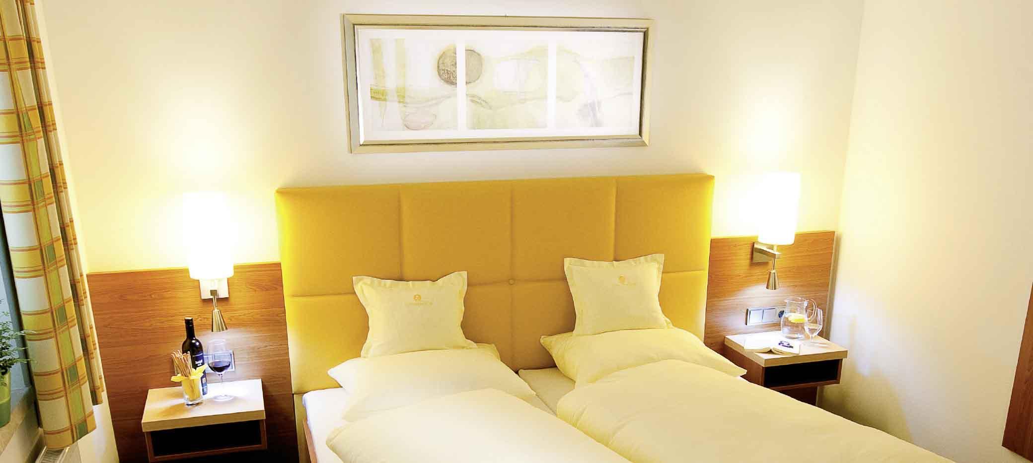 Hotel Sonnenhof in Timelkam