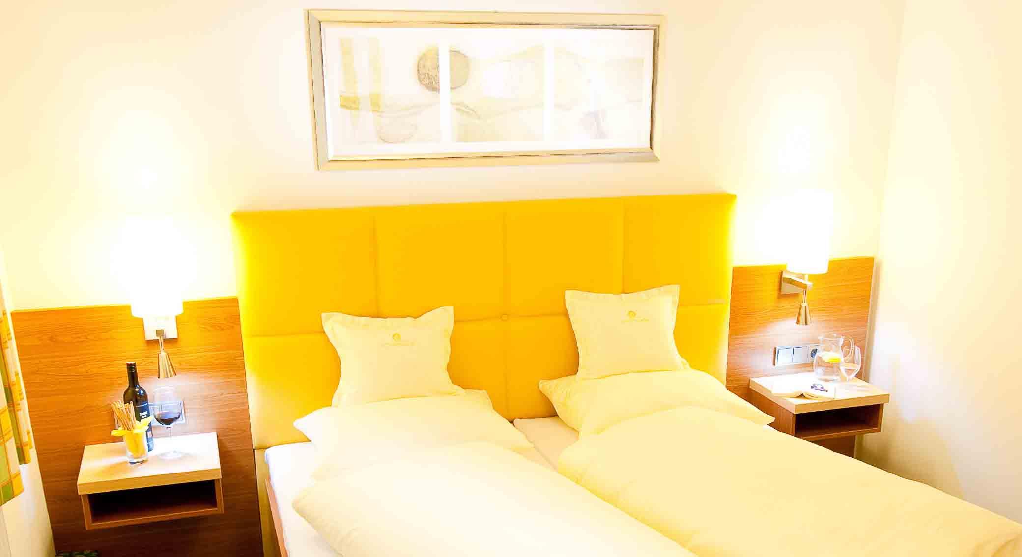 Sonnenhof Hotel Zimmer